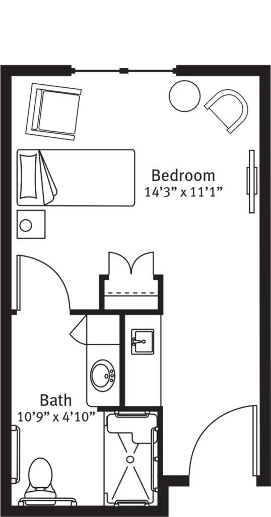 Amberjack Floorplan
