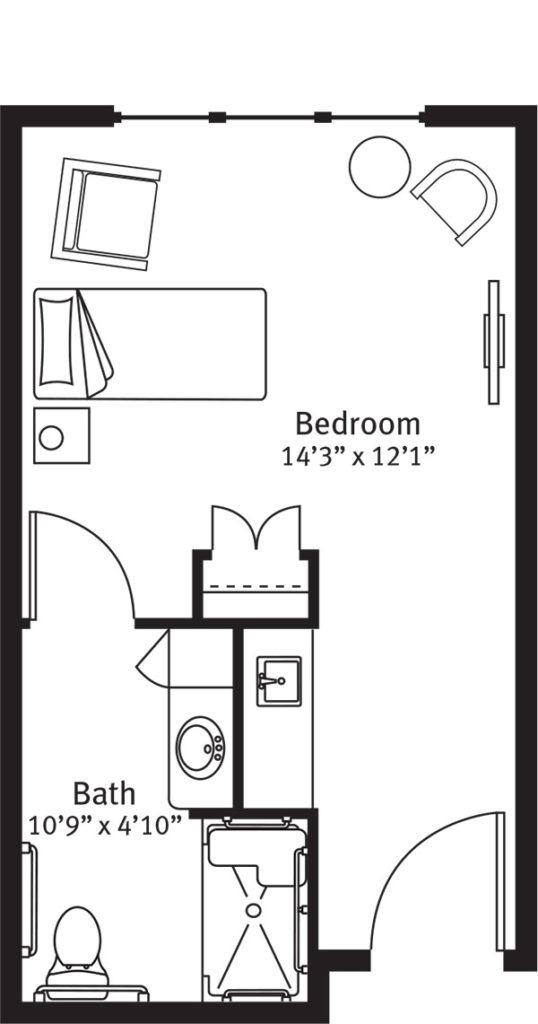 Snook Floorplan
